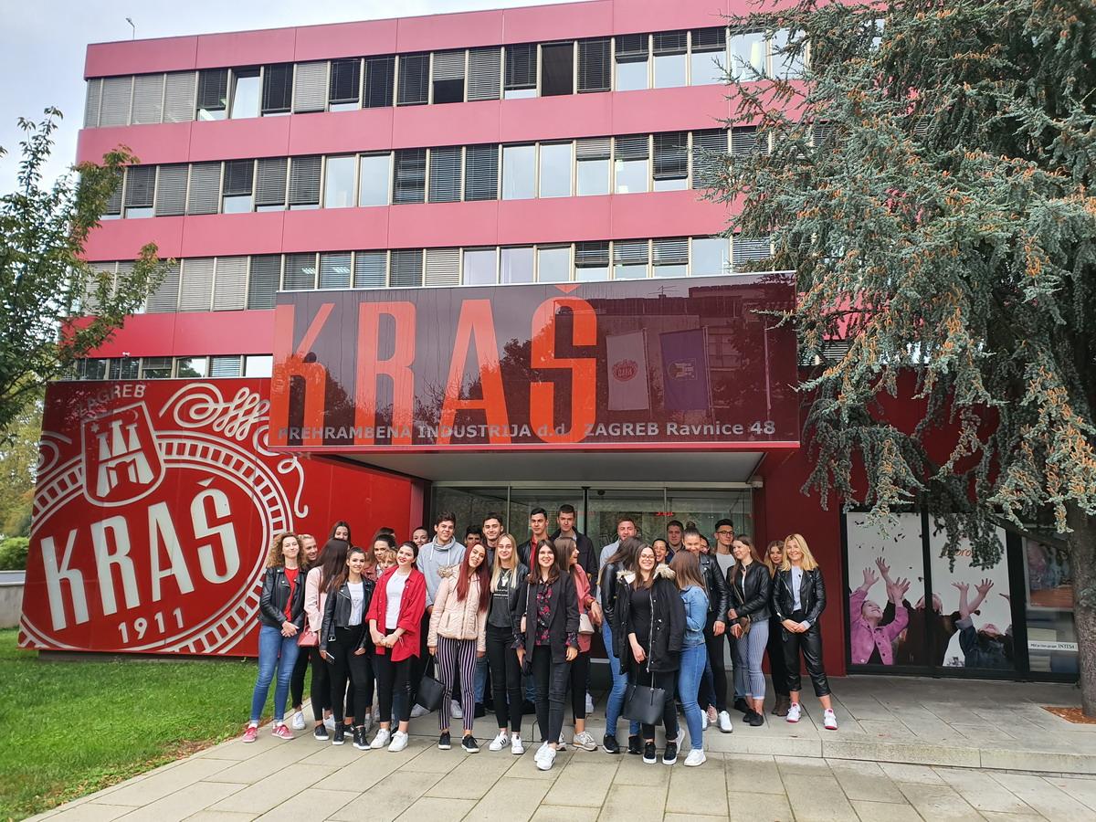 Magros 2019 Trgovacka Skola Zagreb
